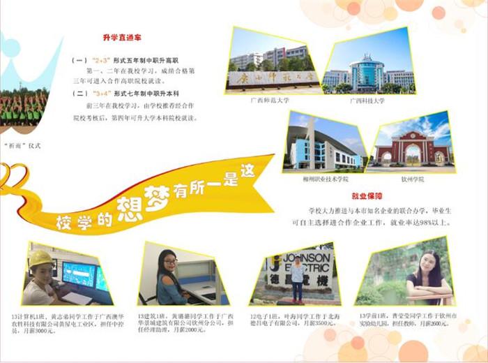 中职学校档案_北部湾职业技术学校_广西教育网-广西教育培训网